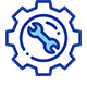 Support and Maintenance Icon